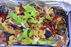 豆豉烤鱼家常做法