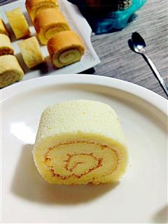戚风蛋糕卷