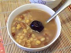 玉米大碴粥