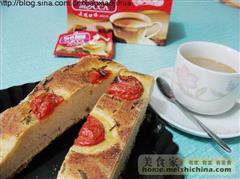 意式素雅全麦面包