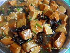 鱼香麻婆豆腐