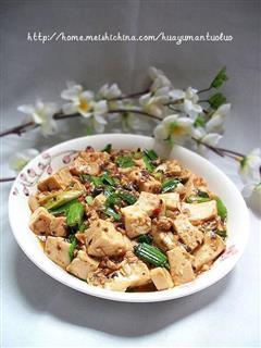 山寨麻婆豆腐