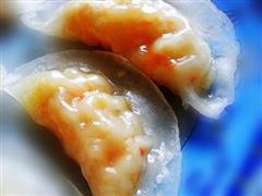 港式水晶虾饺