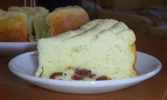 电饭锅版酸奶蛋糕
