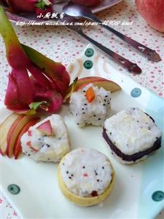 水果寿司饭团