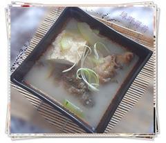 鲫鱼豆腐冬瓜汤