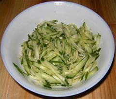 藤椒油凉拌黄瓜