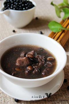 黑豆羊肉汤