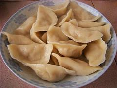 东北酸菜馅饺子