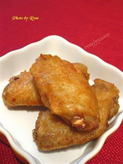 腐乳鸡翅膀