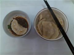 大白菜西葫芦水饺
