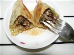 鲜肉小葱锅贴