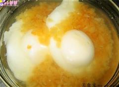 炒米荷包蛋