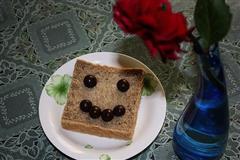 木糖醇全麦面包