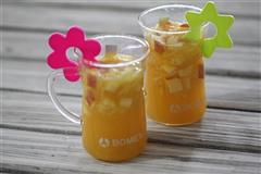 香橙苹果茶
