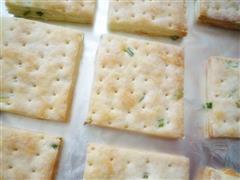 香酥葱油饼干