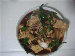 懒人的麻婆豆腐