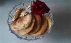 奶香核桃煎饼