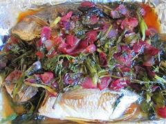 柠香薄荷烤鱼