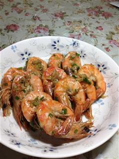 开背椒盐虾