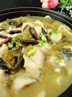 少油版酸菜鱼