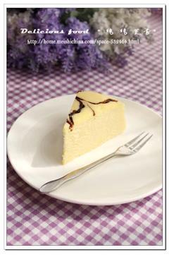 千叶纹芝士蛋糕