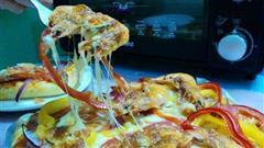 美味披萨海鲜