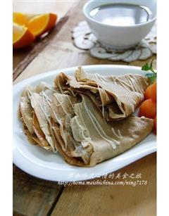 中国风可丽饼