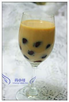 纯手工珍珠奶茶