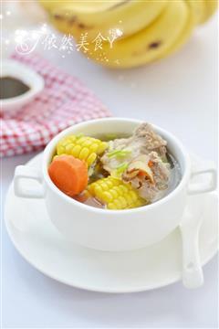 玉米大骨头汤