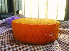 经典法式海绵蛋糕