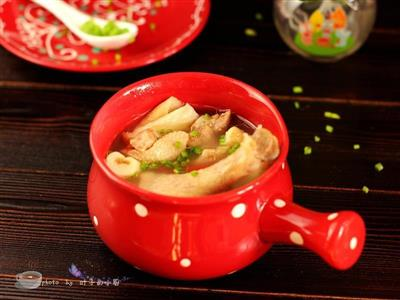 私房萝卜干老鸭汤