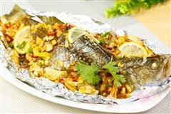泰式柠香烤鱼