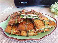 傣味烤豆腐