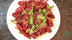 剁椒口味虾