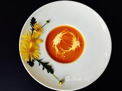 南瓜奶油汤