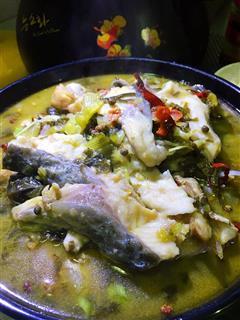 麻辣鲜香酸菜鱼