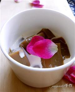 奶香咖啡布丁