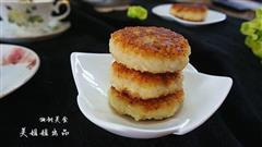 糯米鲜肉煎饼