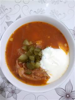 俄式红菜汤罗宋汤