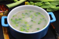 香葱小芋汤