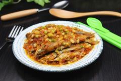 茄酱小黄鱼