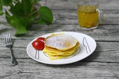香甜早餐鸡蛋饼