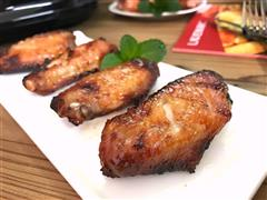 叉烧烤鸡翅