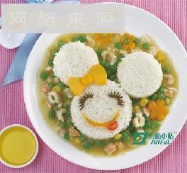 米老鼠饭团