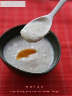 香甜牛奶薏米露