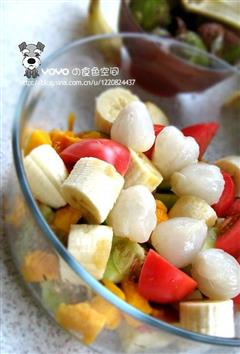 热闹水果沙拉