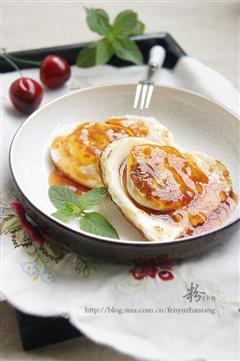 泰酱荷包蛋