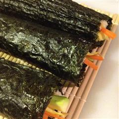 韩国紫菜包饭-最简单做法