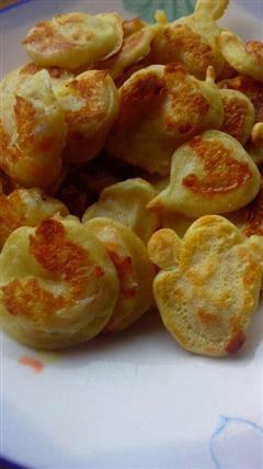 电饼铛-无油版椒盐虾仁
